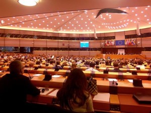 agm bruselas parlamento