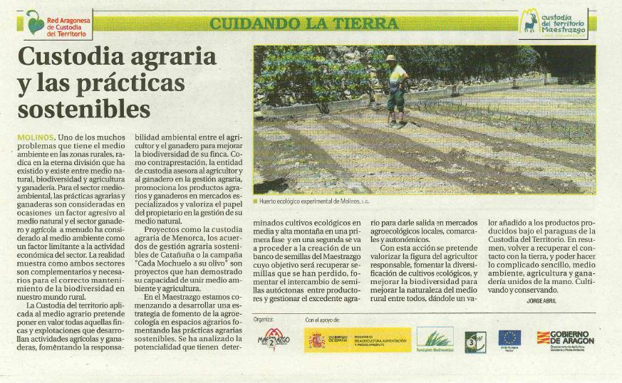 tercera colaboracion periodico 25-4-2014