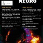 Programación Enero Festival Aragón Negro en Mirambel