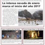 Periódico Maestrazgo Información Nº75. Febrero 2017.