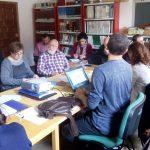 Reunión de los Grupos LEADER de Teruel-Cuenca-Soria.