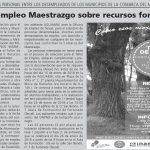 Nuevo taller de empleo 2018 en la Comarca del Maestrazgo